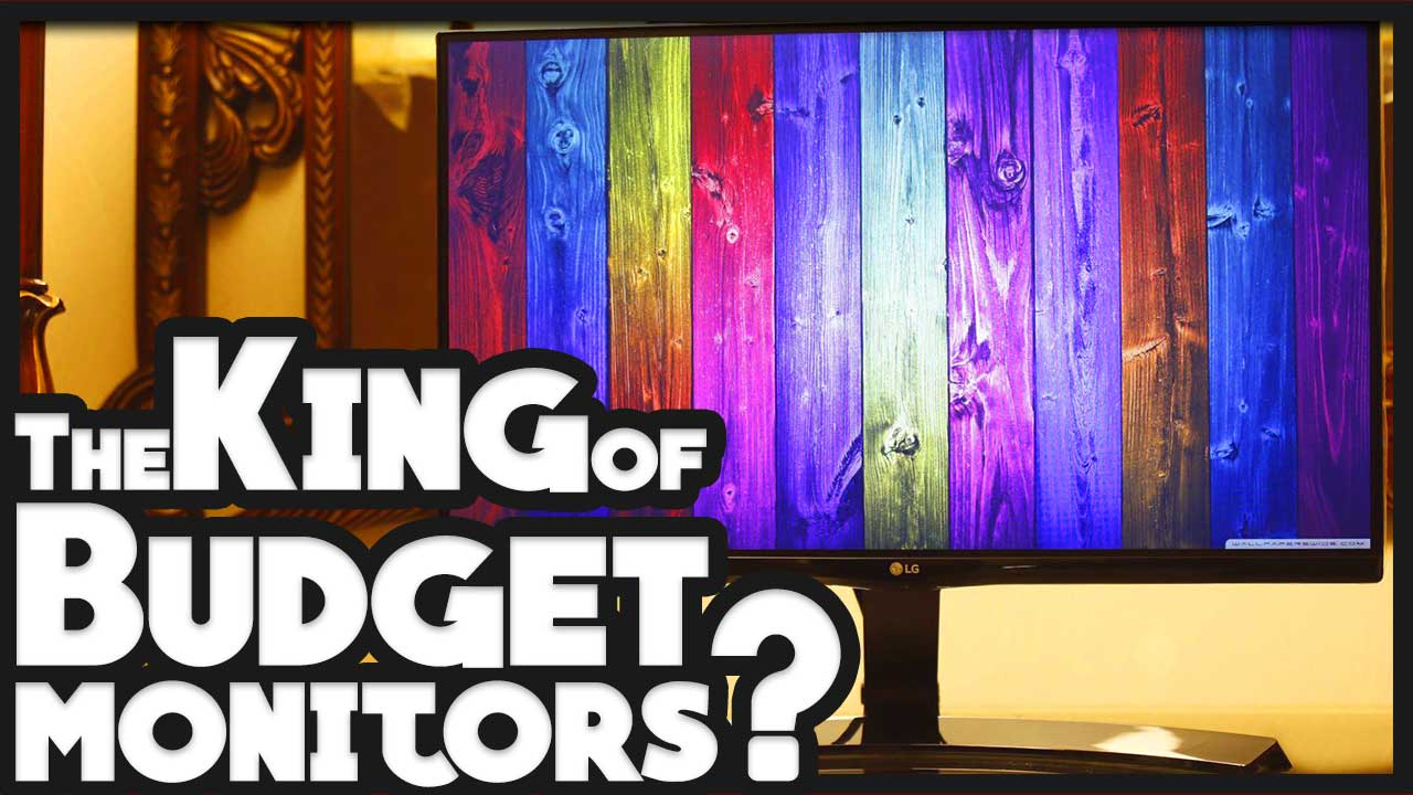 Lg 22mp68vq Monitor Review The King Of Budget Monitors Led 22 Inch Ips Full Hd Analog Hdmi Input