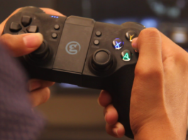 GameSir T1s Dual Shock Controller Racing game performance test