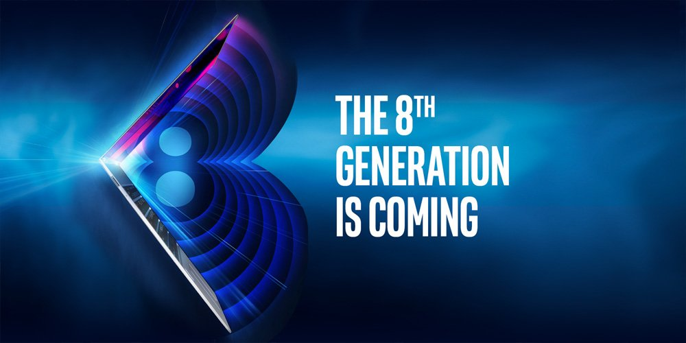 The 8th gen is coming