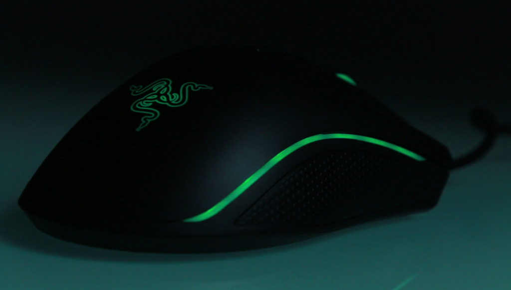 Razer Mamba TE Lighting