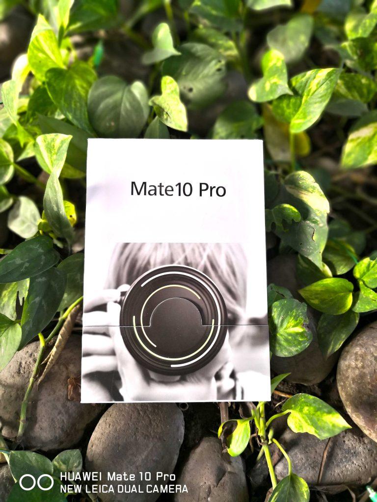 Huawei Mate 10 Pro New leica dual camera