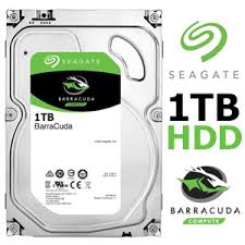 Seagate Barracuda 1 TB HDD