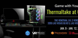 Ultimate RGB Showcase - Thermaltake at CES 2018