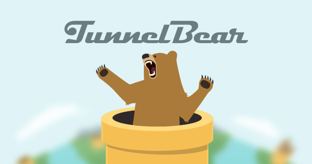 Tunnelbear owned by Mcafee